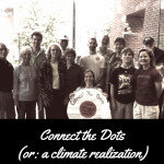 Connect the Dots (or: a climate realization)