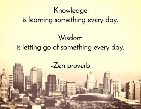knowlege-zen