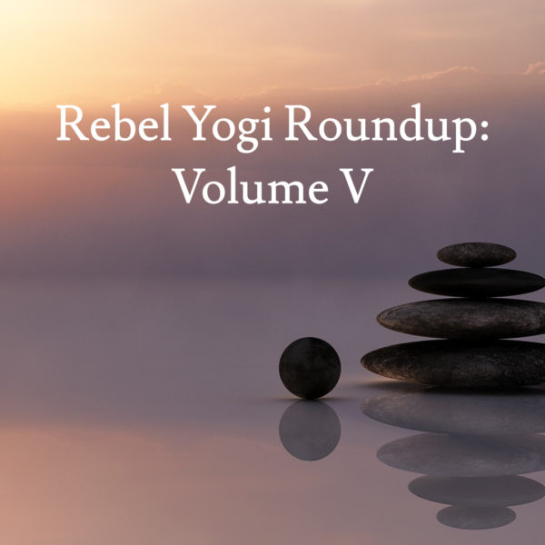 Rebel Yogi Roundup: Volume V